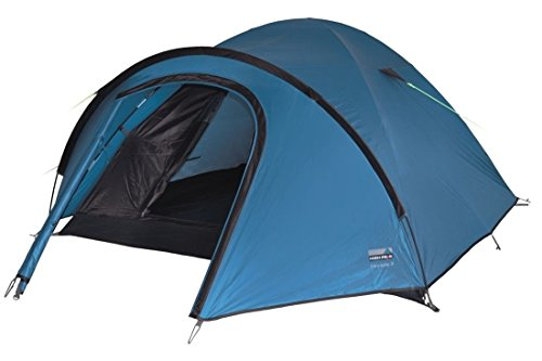 High Peak Zelt Nevada 4 blau 235 x 140 x 100cm