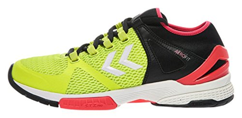 Hummelslimmer 'Aerocharge HB 200 Fitness Scarpe, Giallo