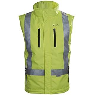 DBlade Warnschutz Winterweste, 1 Stück, XL, warngelb, W100002 8010 11
