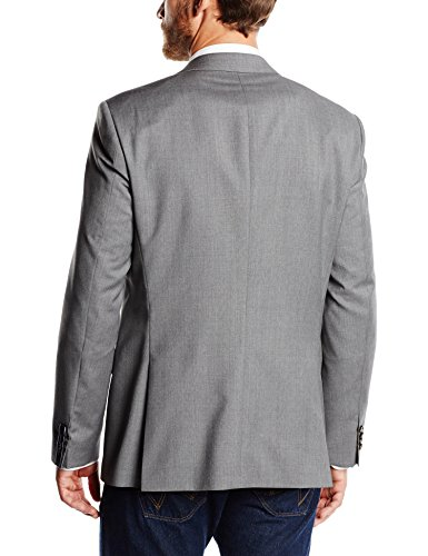 Tommy Hilfiger Butch Regular Blazer, Veste de Costume Homme gris (Grey)