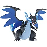 pokemon Plastic Model Collection Select Series Mega charizard X figure anime