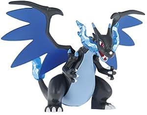 [Assemblage Requis] Pokemon Modèle En plastique Mega Dracaufeu X (Mega Charizard) (Mega Lizardon X)