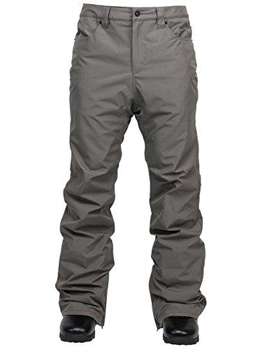 L1 Outerwear, Hose L1Slim Basic Dark Grey Herren L Dunkelgrau (40)