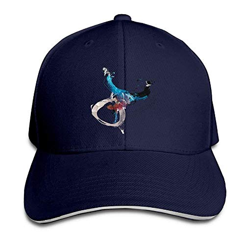 Jxrodekz Hip-hop. Cap Unisex Low Profile Baseball Hat WF7157