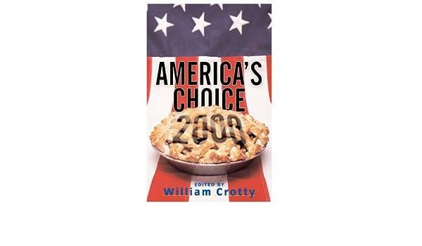 Americas Choice 2000: Entering a New Millenium