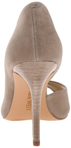 Pump Nine Suede Dress Ouest Quikdraw Grey
