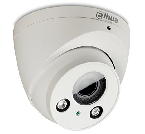 DAHUA Pro Series DH-HAC-HDW2401R-Z HDW2401RP-Z 4MP WDR HDCVI IR Eyeball Camera IP67 Ingress Protection & Vandal Resistance Aluminium Construction Casing Motorized lens 2.7-12mm 4 Mp Serie