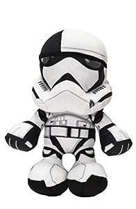 STAR WARS 1700019EP VIII de Peluche 17cm Executioner-(Trooper