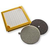 vhbw Lot de filtres hepa pour aspirateur Hoover TS2213 001, TS2265 001, TS2266 011, TS2272 011, TS2308 001, TS2351, U27 Sensory comme 09205469