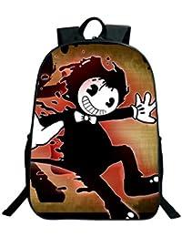 ACEGI -Bendy-Student Backpack - Mochila - Altura 40cm - Ancho 30cm - Grueso