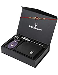 WILDHORN Black Men's Wallet (6)