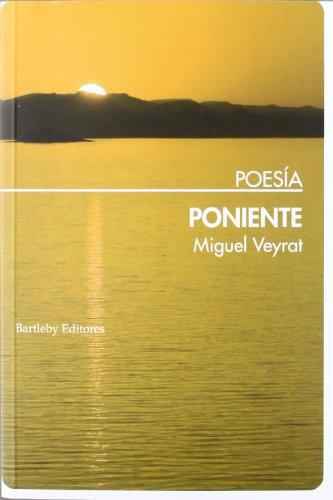 Poniente (Poesia (bartleby))
