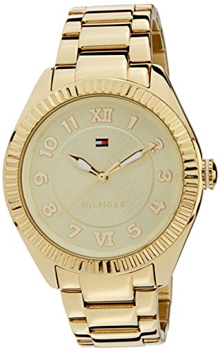 Tommy Hilfiger Analog White Dial Women's Watch - TH1781345J