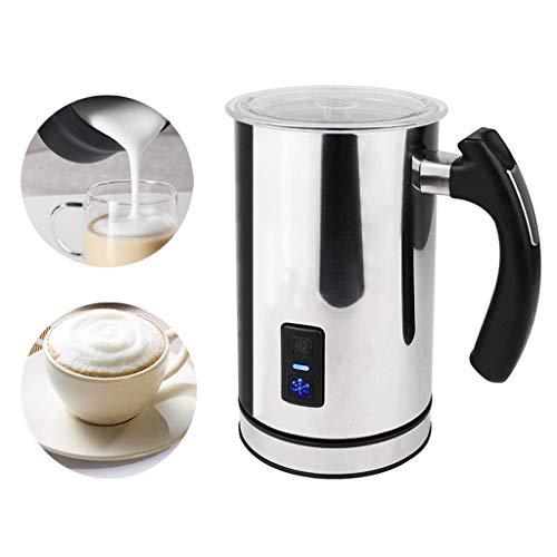Sotech - Riscaldatore Di Latte, Montalatte Elettrico, 115ml/3,88oz fl per schiumare il latte, 240ml/8,1oz fl max per riscaldare il latte, Materiale: Tritan, Potenza: 500 W