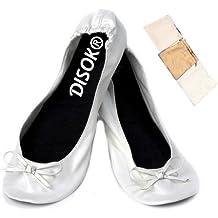 DISOK - Bailarinas Bodas En Bolsa De Regalo
