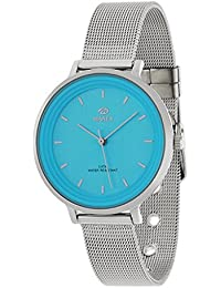 Reloj Marea Mujer B41197/6 Esterilla Azul Celeste