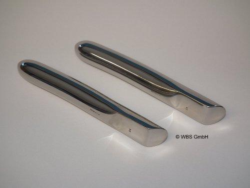 Dilatator, Hegarstift aus Edelstahl, Größe 24 - 25 mm, 1 Stück