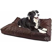 Speedy Pet - Funda de cojín de repuesto para cama de perro y gato para colchón de mascota con 2 tamaños 6 estilos de relleno depende de usted