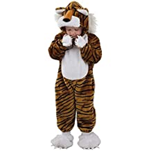 fb45f750ba2 DISBACANAL Disfraz Tigre Feroz bebé - Único