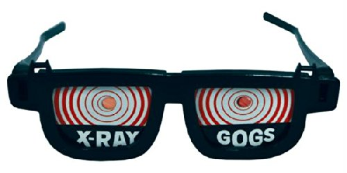 (Kost-me f-r alle Gelegenheiten Bb259 X Ray Specs)