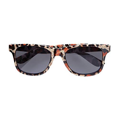 WIDMANN 0337e?Leopard Gafas, One Size