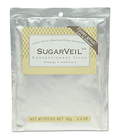 SugarVeil® Confectionery Icing 96.4 g