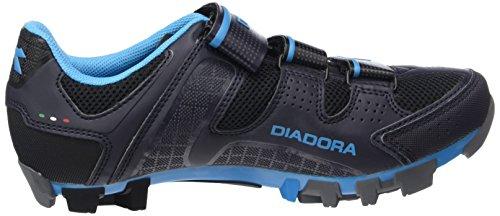 Diadora Unisex-Erwachsene X Trivex Ii Radsportschuhe-Mountainbike Schwarz (black/white6041)