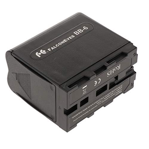Baoblaze Accesorios Electrónico Máximo 6 Baterías