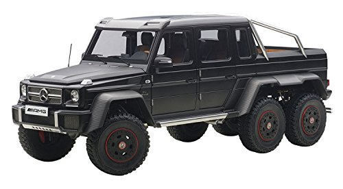 AUTOart- Miniature Voiture de Collection, 76302, Noir Mat
