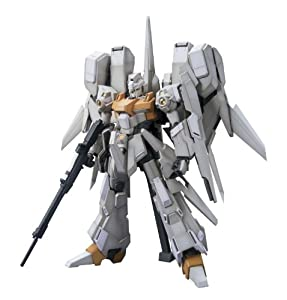 Bandai Hobby ReZEL Type-C Defenser A+B Unit/GR Master Grade 1/100 Gundam Unicorn Action Figure