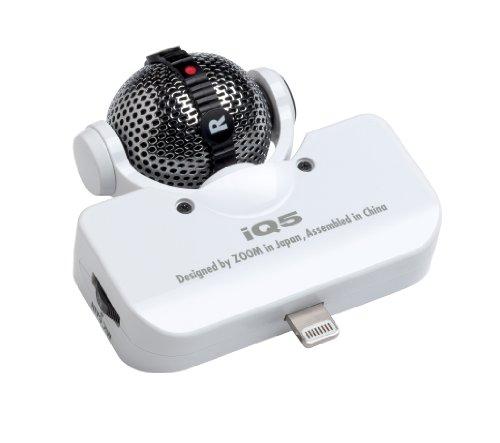 Zoom iQ5W Microfono,