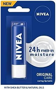 Nivea Original Care Lip Balm, 4.8g