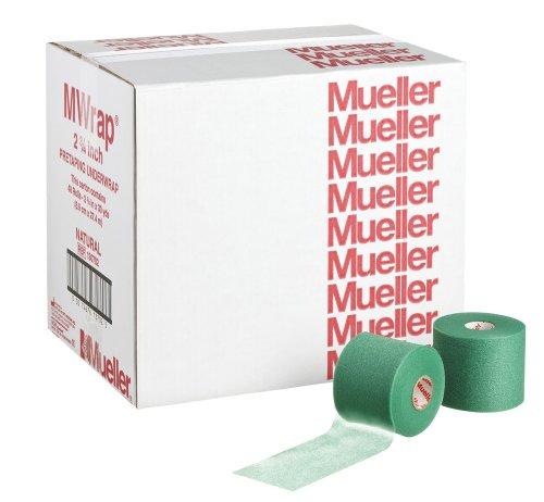 Mueller M-wrap (Mueller M-Wrap Unterverband - farbig grün)