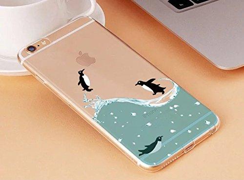 cover Per Iphone Trasparente Custodia silicone 8 8 Sycode wIEx5Fq0aF