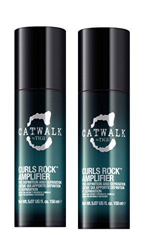 Tigi Catwalk Curls Rock Amplifier Duo 2 x 150ml -