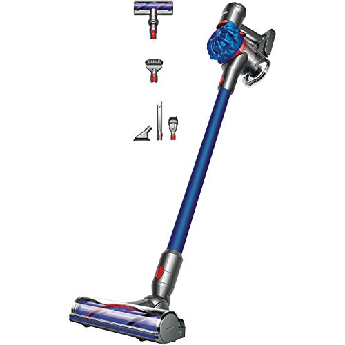 Dyson V7 Motorhead Extra Cordless Stick Vacuum Cleaner up to 30 minutes of fade-free suction