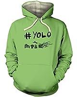 #YOLO Hoodie (premium)