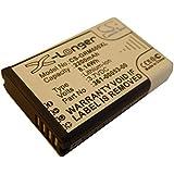 Batería 2200mAh (3.7V) para Navi GPS GARMIN Alpha 100, Montana 600, 600T, 600t Camo, 650, 650T, Monterra por 010-11599-00, 010-11654-03, 361-00053-00