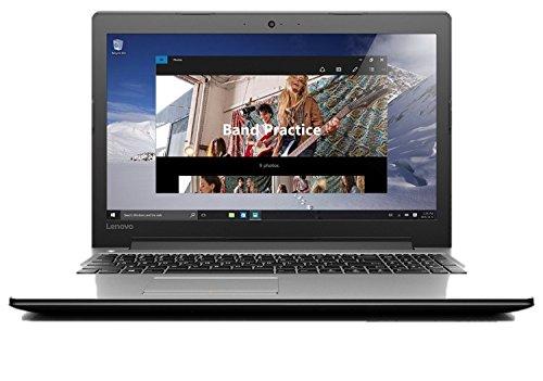 Lenovo IdeaPad 310 15.6-Inch Notebook - (Silver) (Intel Core i3-6006U, 8 GB RAM, 1 TB HDD, Windows 10)
