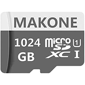 Tarjeta de Memoria Micro SD SDXC de 1TB / 1000GB de Alta ...