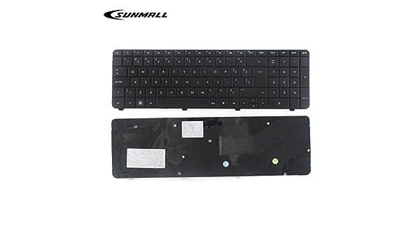 New keyboard for HP Pavilian G72-B66US G72-257CL G72-100 G72-200 G72-a00 XN517UA
