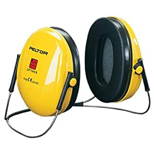 3 M - Neckband - Casque Bruit 3M Peltor Optime I H510B Jaune