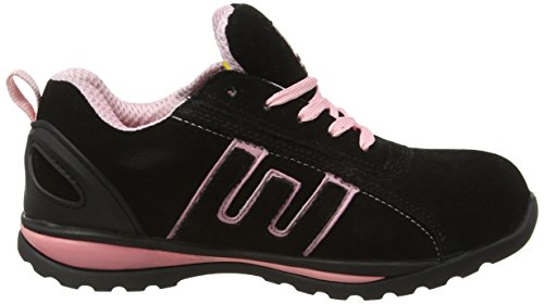 Groundwork Gr86 Scarpe Unisex Adulto Nero (Black/ Pink)