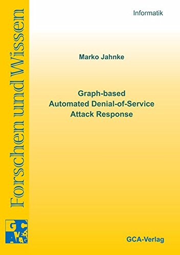 Graph-based Automated Denial-of-Service Attack Response - Denial-of-service