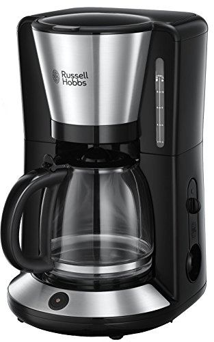 Russell Hobbs Kaffeemaschine Adventure Edelstahl
