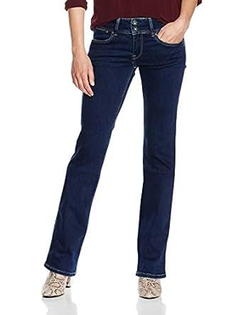pepe jeans damen jeans grace bekleidung. Black Bedroom Furniture Sets. Home Design Ideas