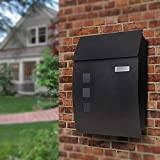 Best Mailboxes - Letterbox / Mailbox / Post Box, Model 444 Review