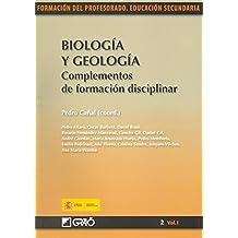 Biología y Geología. Complementos de formación disciplinar: 021 (Formacion Profesorado-E.Secun.)