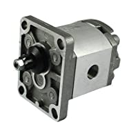Hydraulic gear pump, STD group 1 BSP threaded ports 1 1:8 taper 4 bolt flange 4.2CC