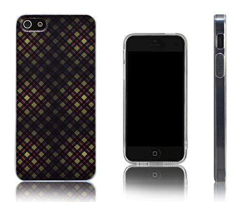 lilware-imprint-flexibel-tpu-gel-schutzhulle-check-fabric-black-apple-iphone-se-5-5s